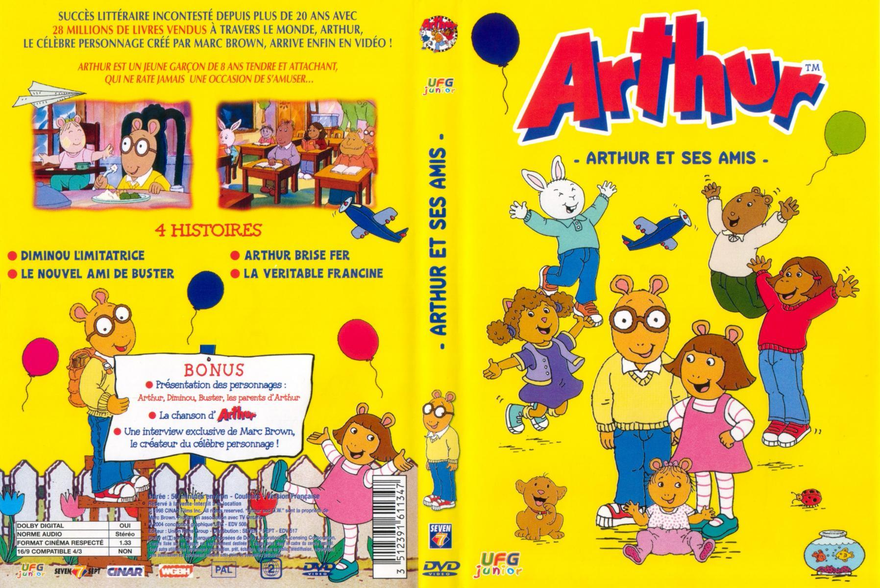 Arthur (TV Series) (1996) - Filmaffinity