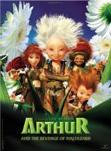 Arthur y la venganza de Maltazard Online Completa  Latino