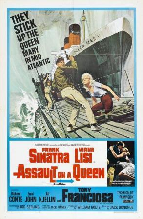 Asalto al Queen Mary