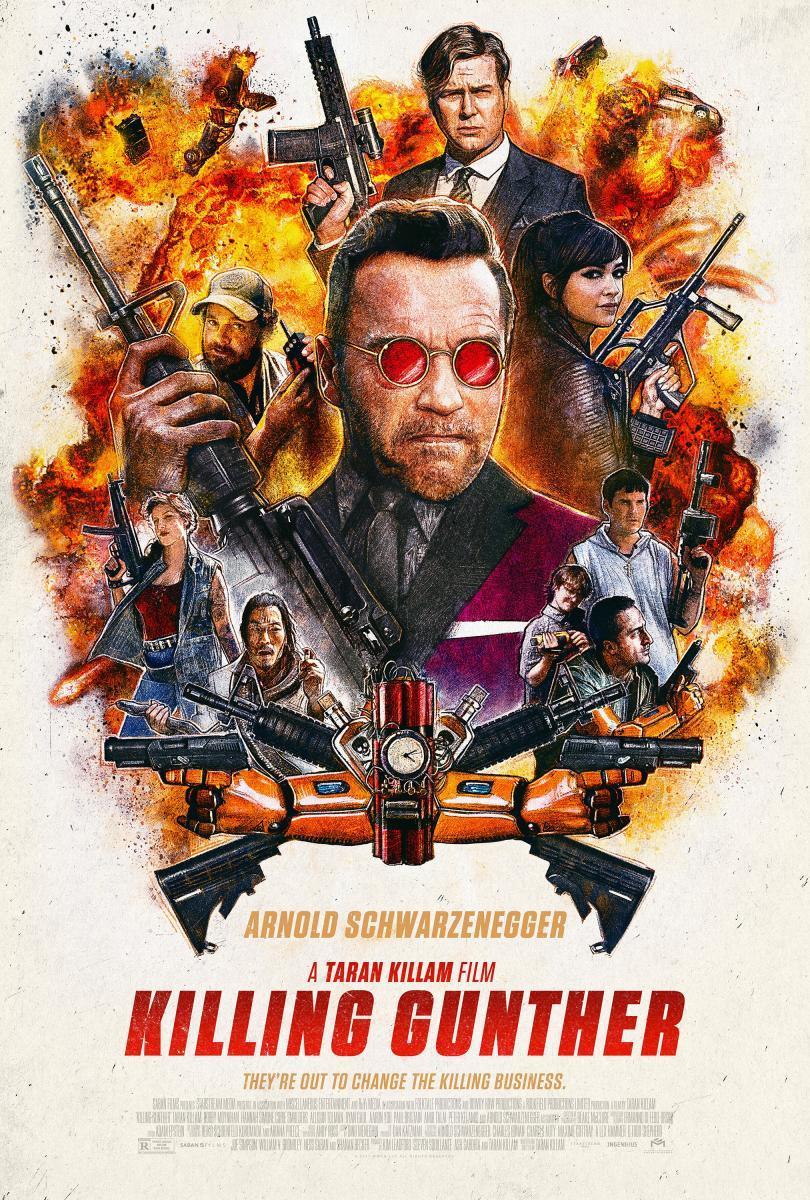 Killing Gunther (Asesinos Internacionales) (2017)