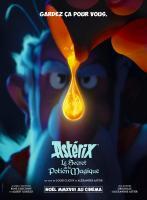 Astérix: El secreto de la poción mágica  - Posters