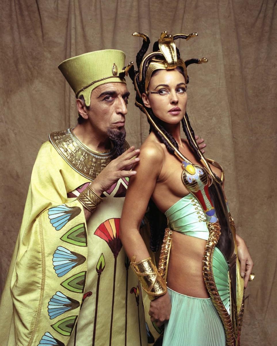 Посмотреть фильм астерикс и обеликс миссия клеопатра