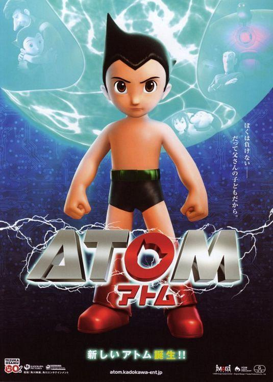 Astro Boy (Astroboy) (2009) - Filmaffinity