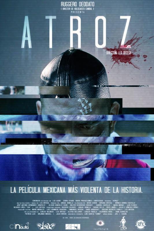 Atroz 2015 Filmaffinity