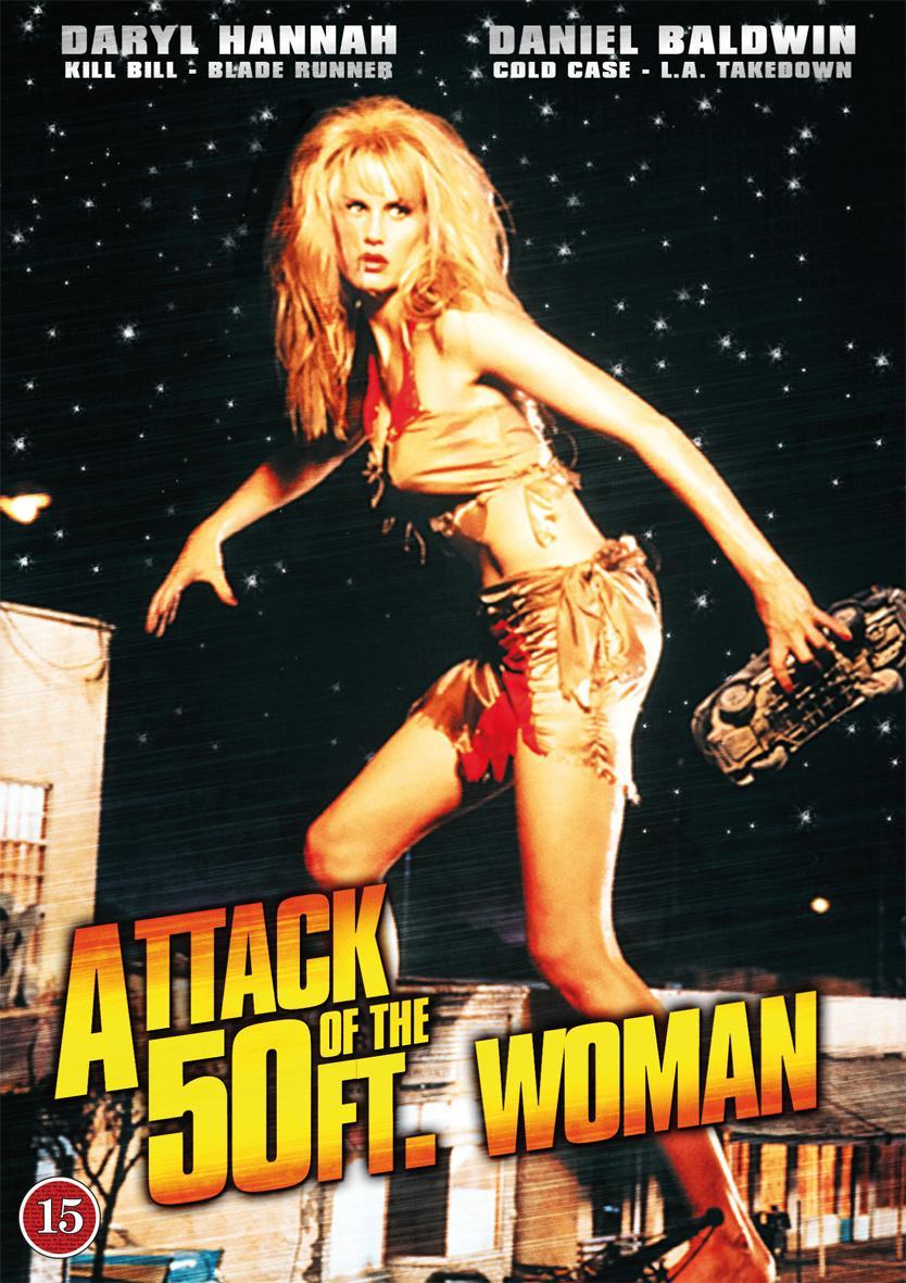 Attack of the 50 Ft. Woman (TV) - Poster / Main Image