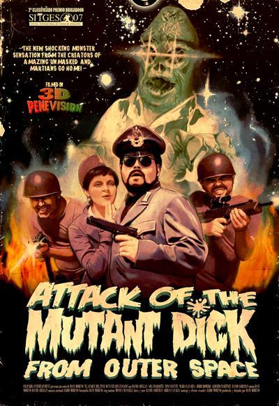 Attack Of The Mutant Dick 113