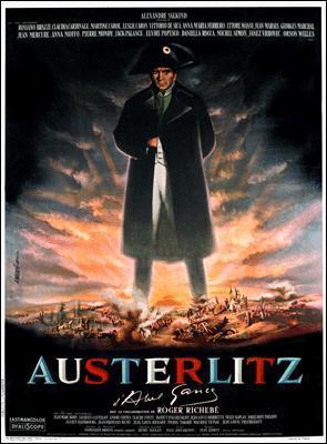 Austerlitz - Posters