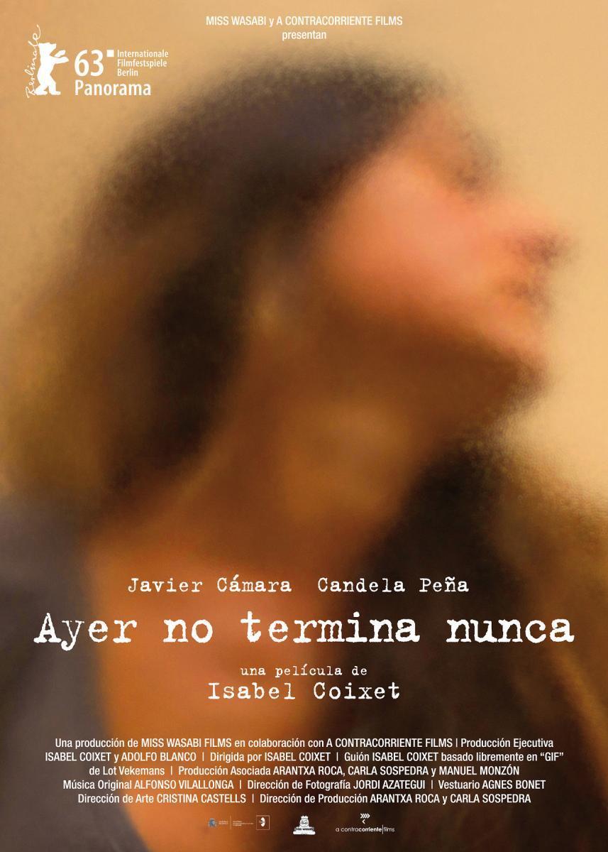 Candela Peña Follando ayer no termina nunca (2013) - filmaffinity