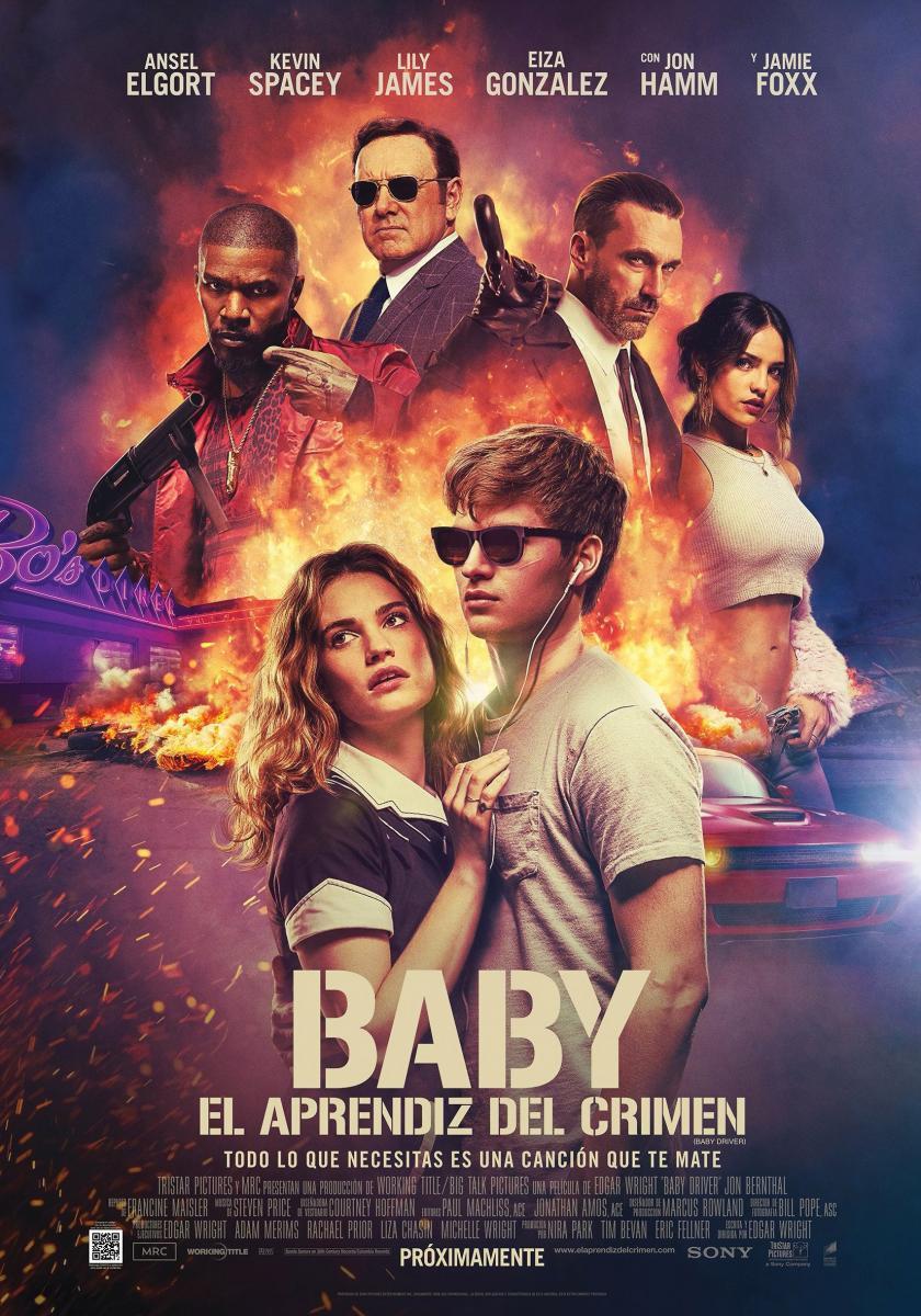Baby: El Aprendiz Del Crimen (2017) [DVDRip][Subtitulada][MEGA]