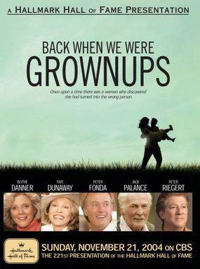 Back When We Were Grownups (TV)
