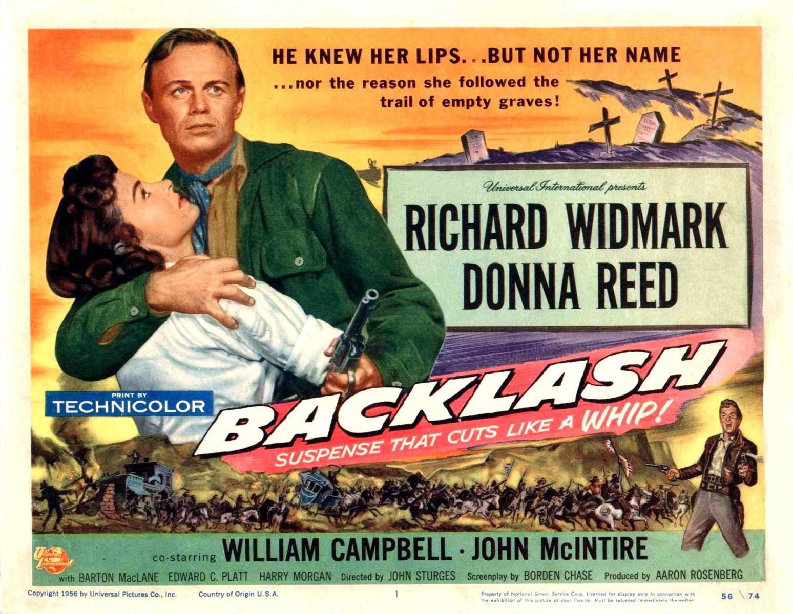 Risultati immagini per backlash 1956