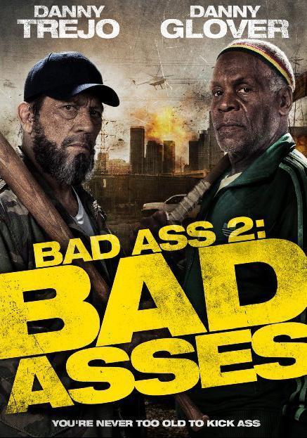 Bad Ass 2: Bad Assess [DVDBD] [Latino]
