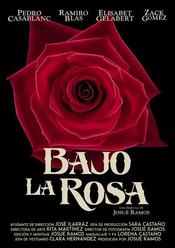 Risultati immagini per bajo la rosa poster