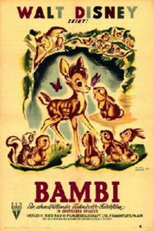 Bambi 1942 Filmaffinity