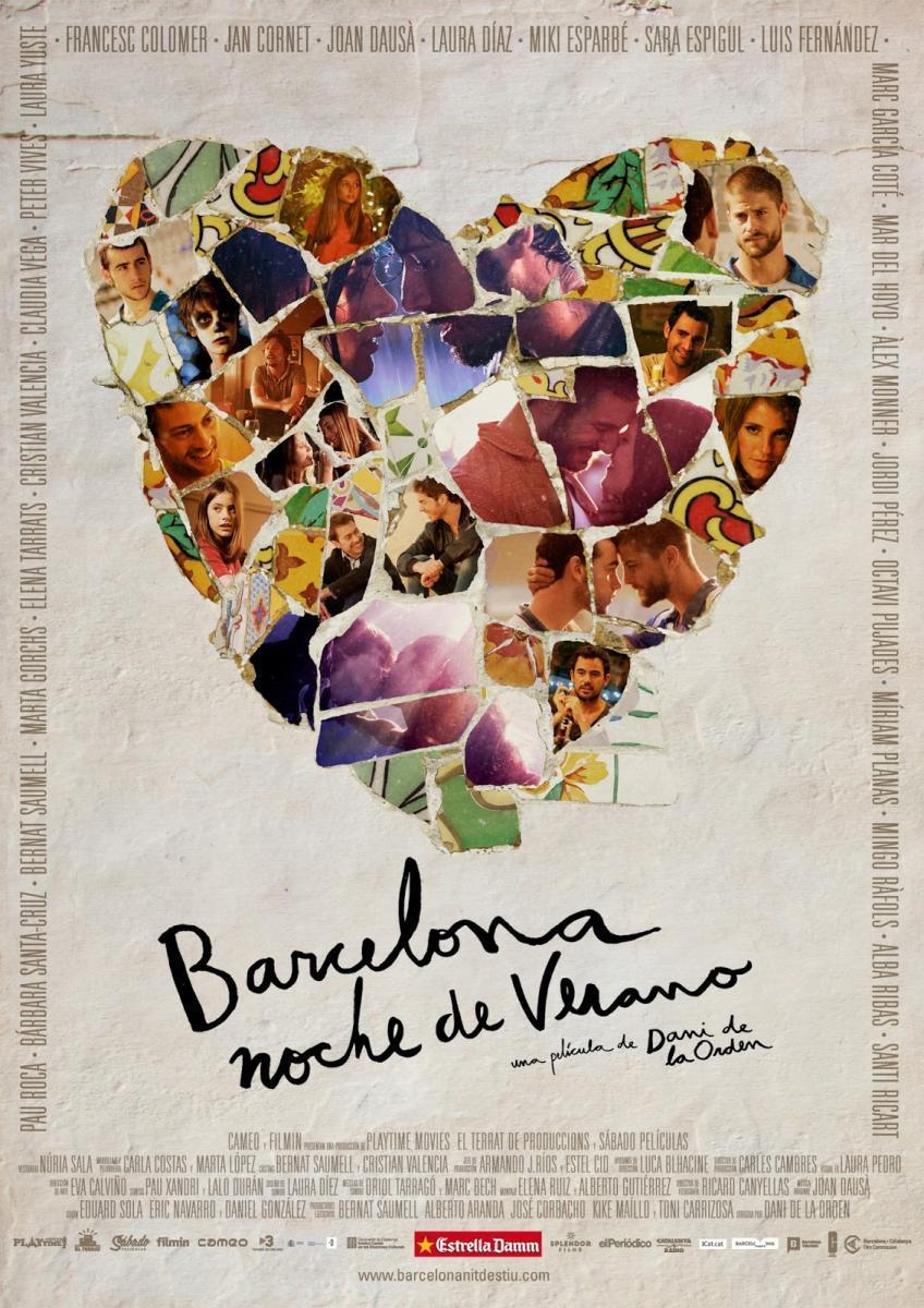 Barcelona, noche de verano | Barcelona, nit d'estiu