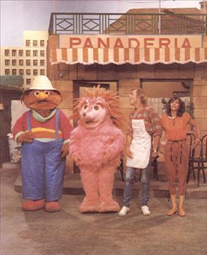Barrio Sésamo (Serie de TV)