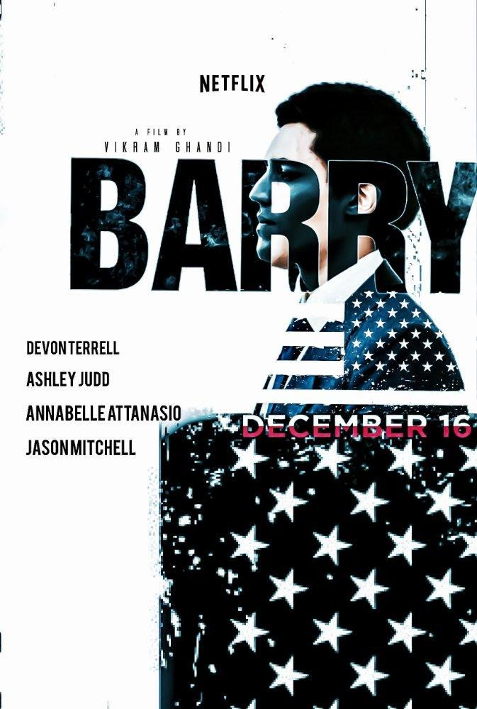 Barry (WEBRip Latino – Ingles 720p) 2016