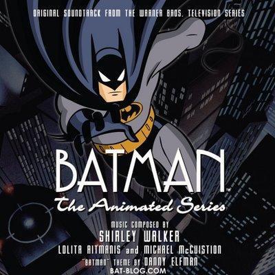 secci243n visual de batman la serie animada serie de tv