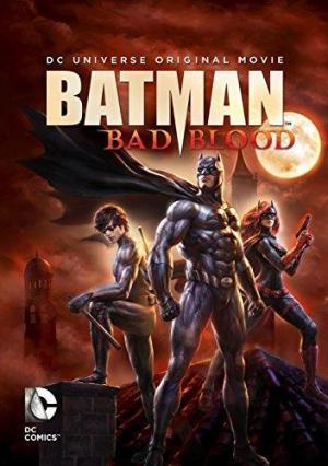 Batman Bad Blood 2016