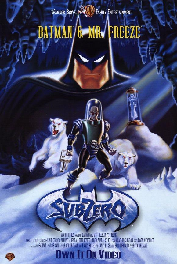 Batman & Mr. Freeze: SubZero (1998) - Filmaffinity