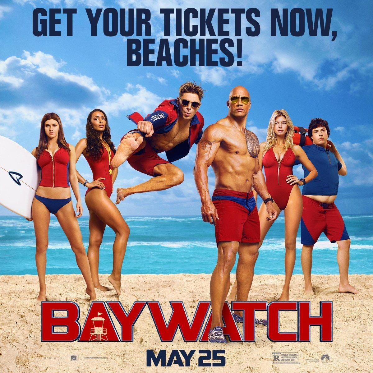 Image Gallery For Baywatch Filmaffinity
