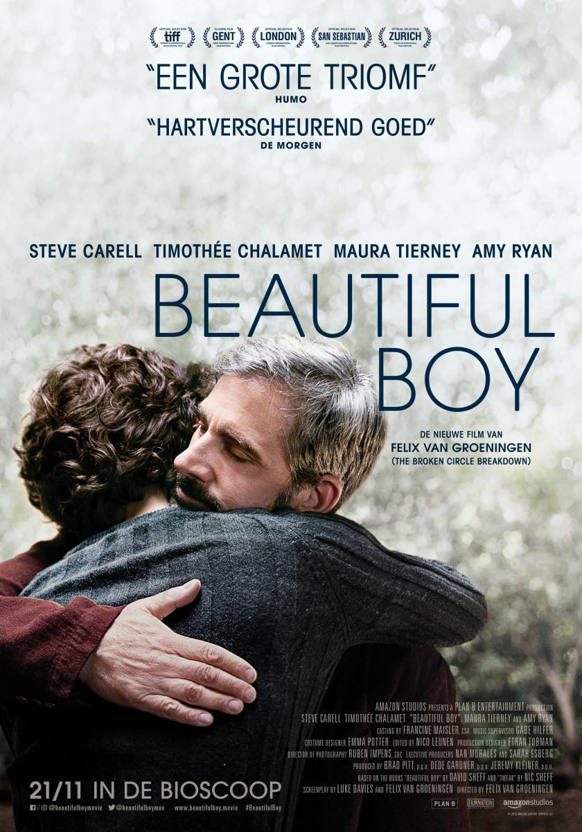 Beautiful Boy  Siempre serás mi hijo (2018) - Filmaffinity