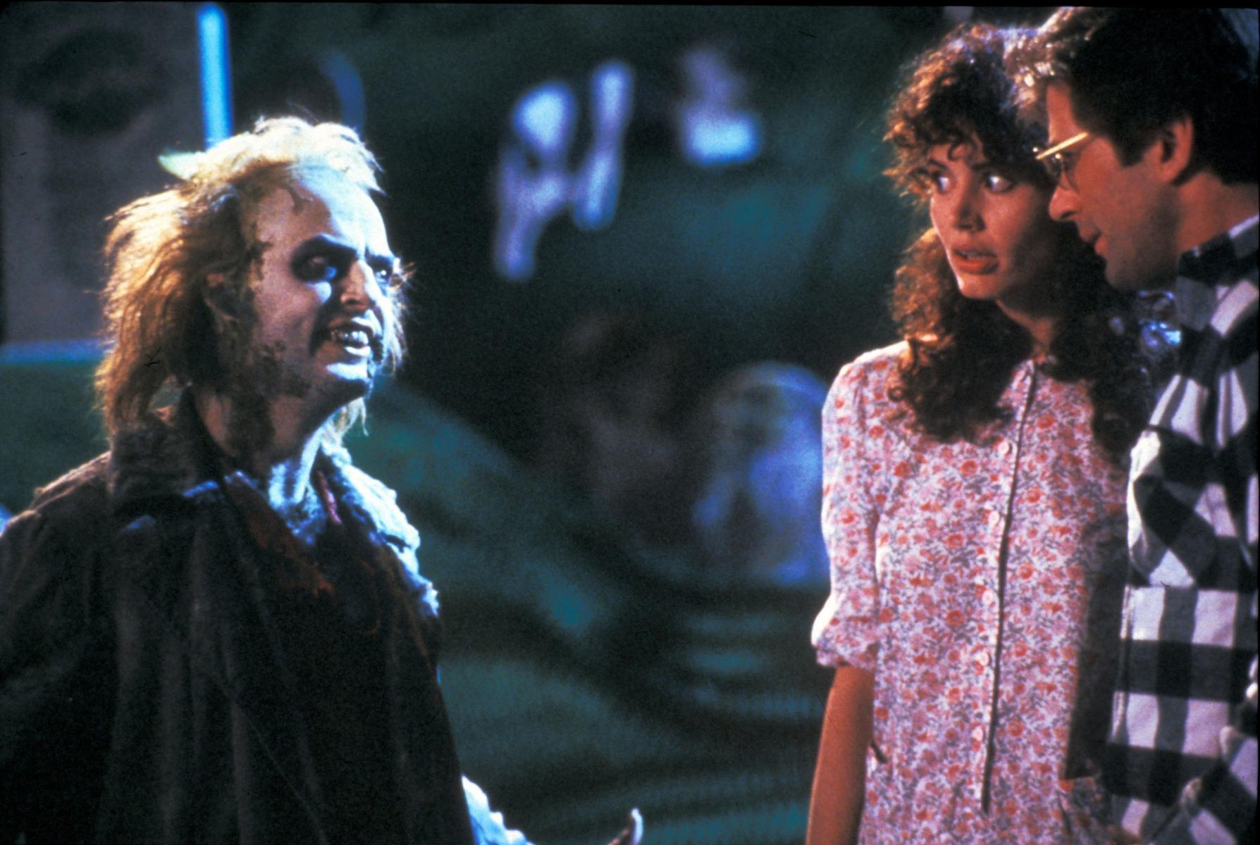 Beetlejuice (1988) - Filmaffinity
