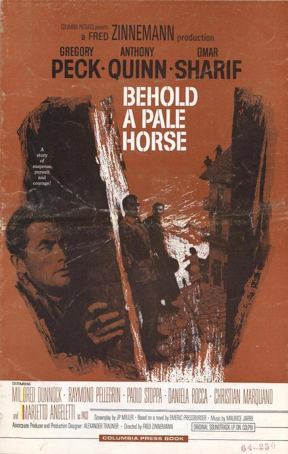 Image Gallery For Behold A Pale Horse