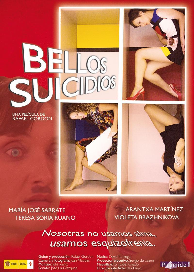 Bellos suicidios  - Poster / Imagen Principal