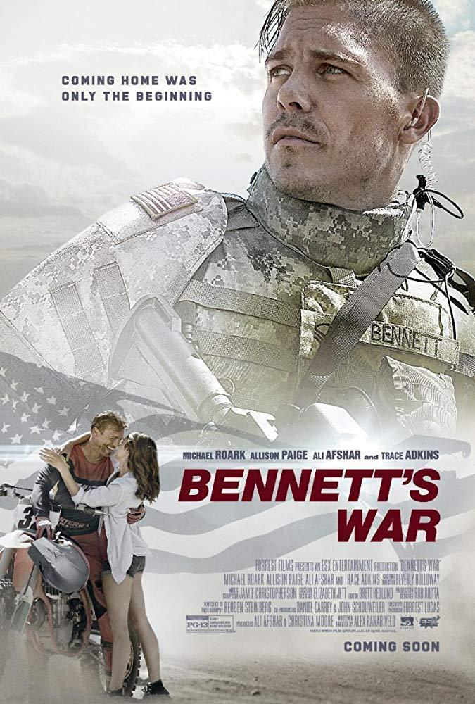 Resultado de imagen para Bennett's War - 2019