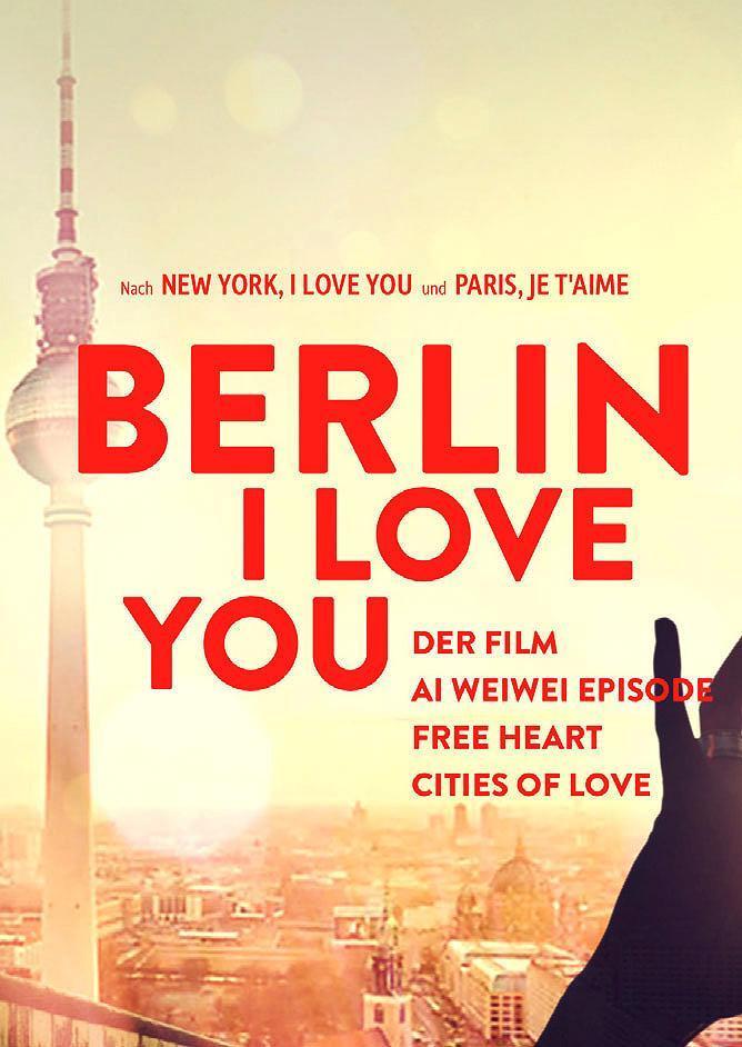 berlin i love you 2019 filmaffinity. Black Bedroom Furniture Sets. Home Design Ideas