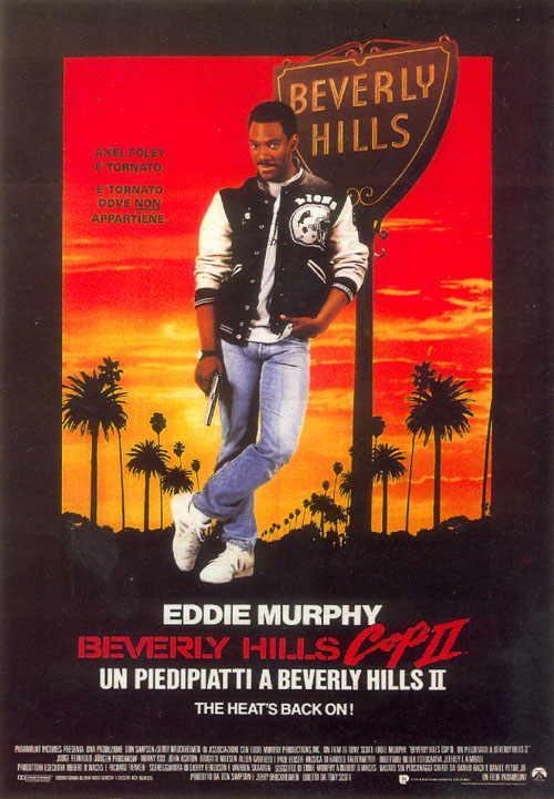 Image Gallery For Beverly Hills Cop Ii Filmaffinity