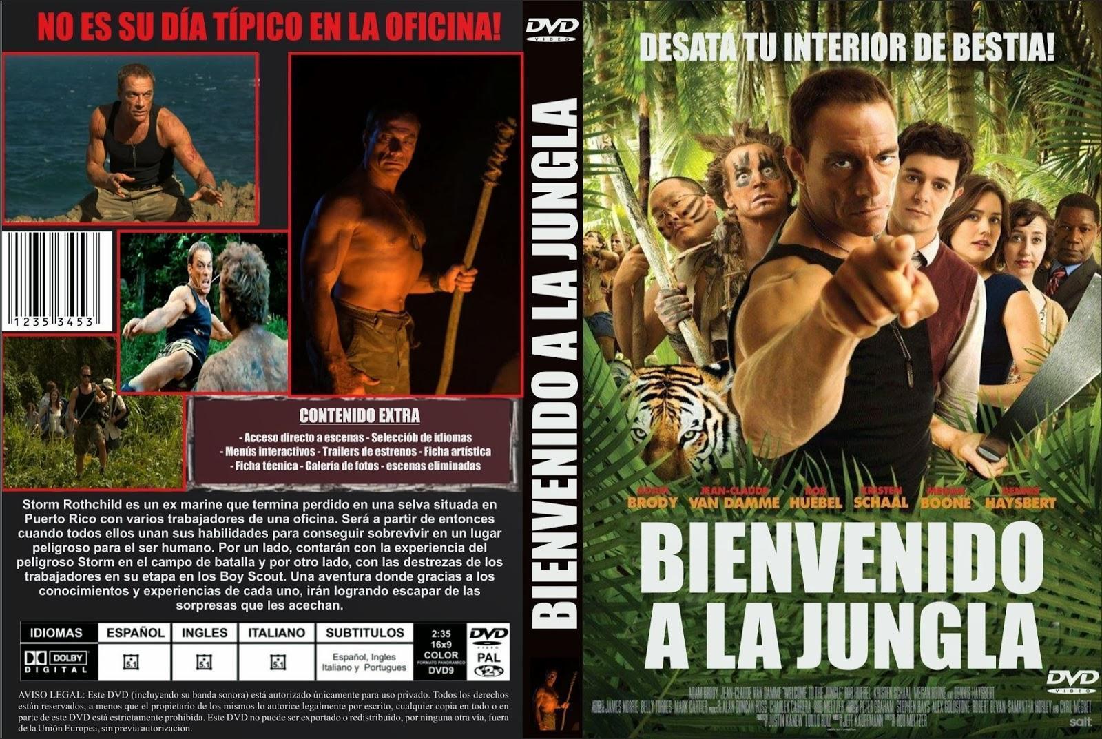 Bienvenido A La Jungla 2013 Filmaffinity