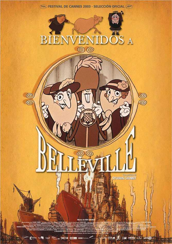 RONDA 19/6 DEL CONCURSO DE MICRORRELATOS DE MICROVILLE, ARF. ELOY VENCEDOR ONE MORE TIME  - Página 2 Bienvenidos_a_Belleville-112895636-large