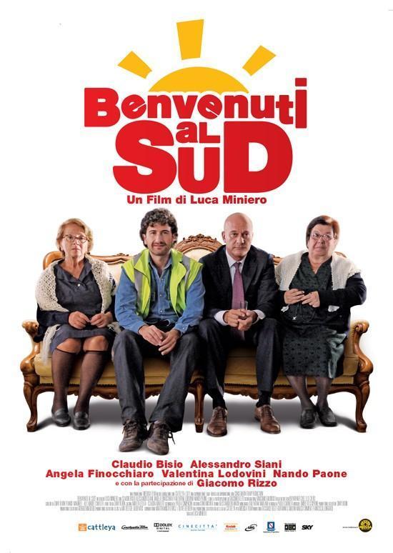 Bienvenidos Al Sur 2010 Filmaffinity