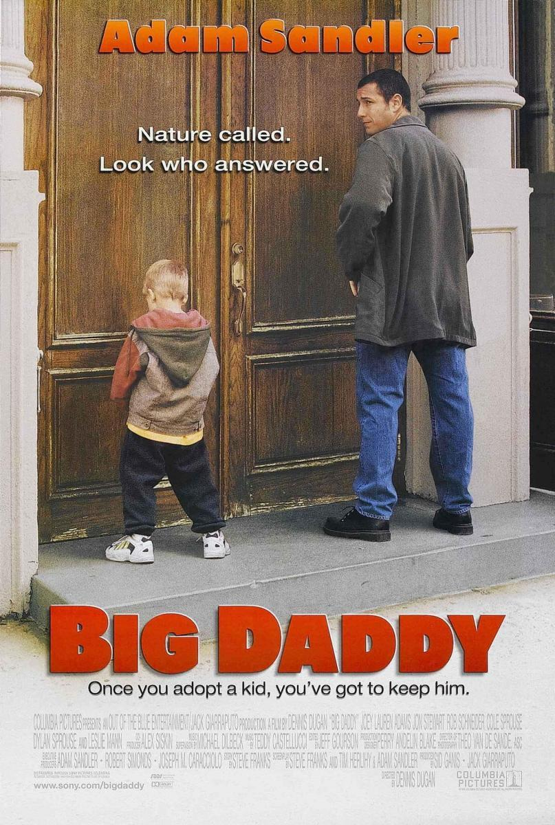 Big Daddy: The Best Top 10 Movies to Binge Watch on Hulu