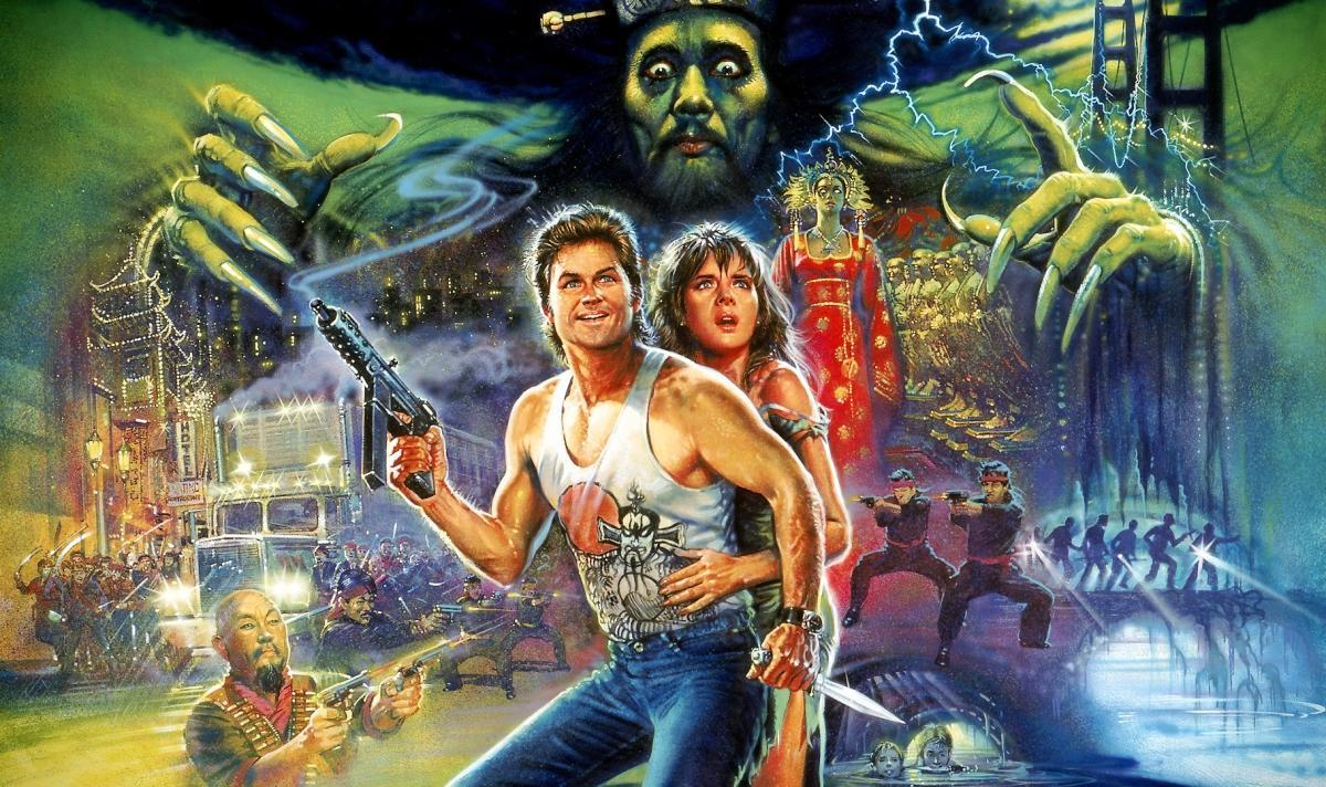Image Gallery For Big Trouble In Little China Filmaffinity
