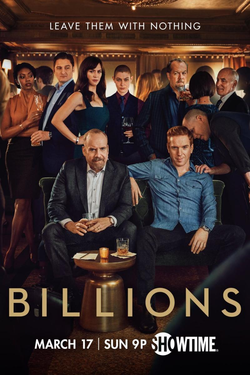 Billions Serie