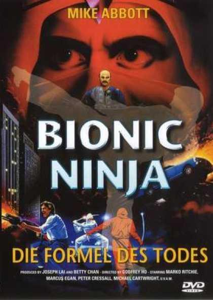 Bionic Ninja movie