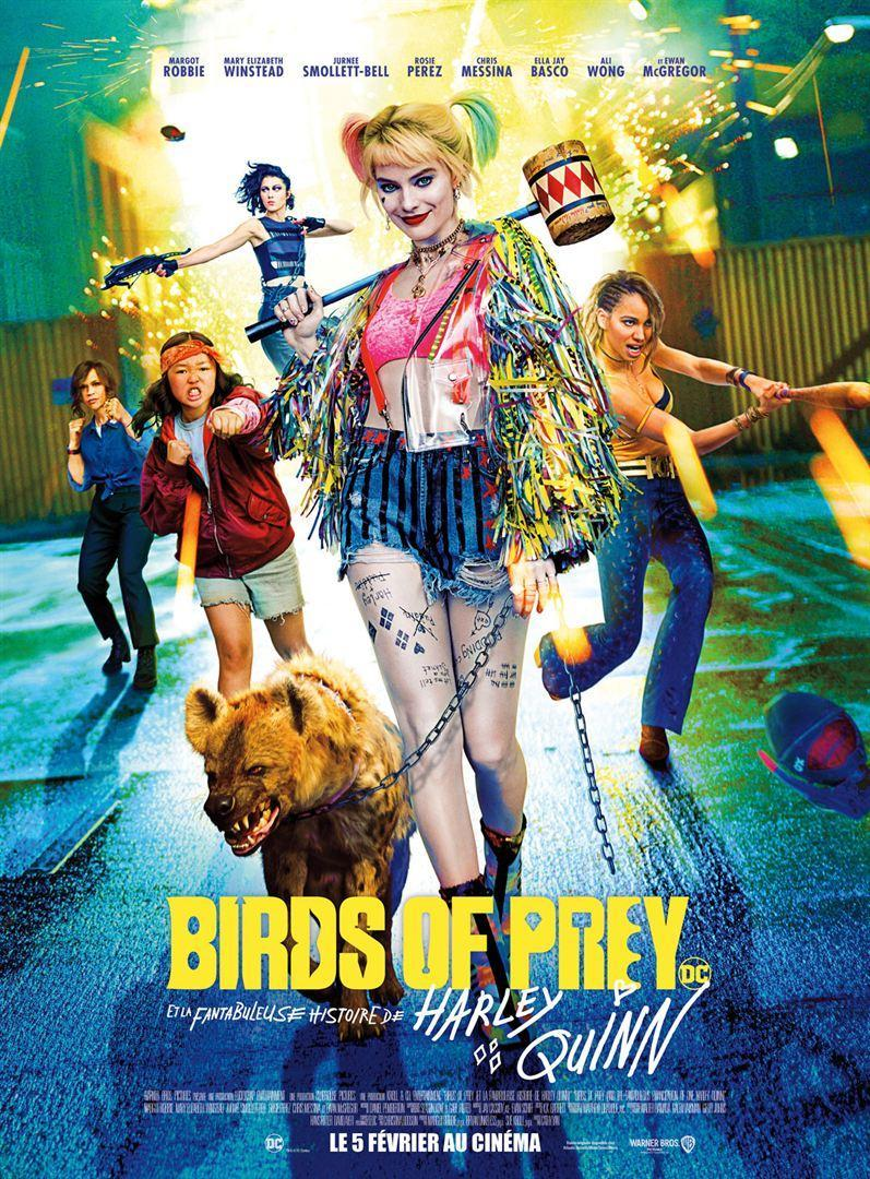 Birds Of Prey 2020 Filmaffinity