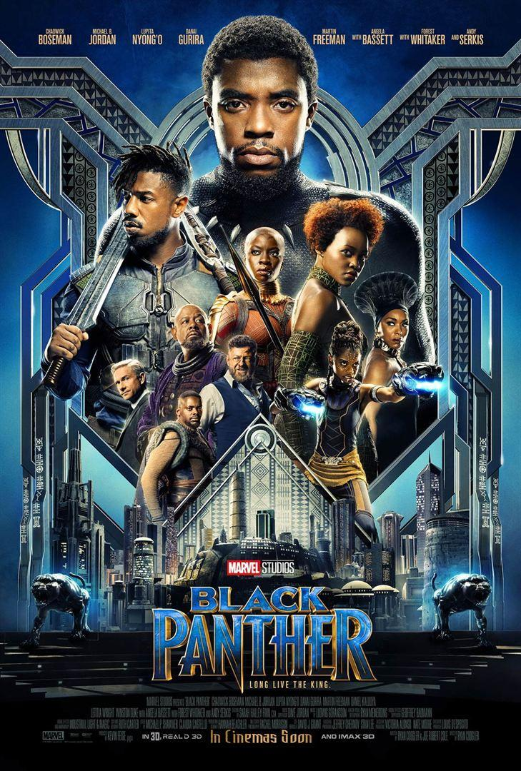 Black Panther (2018) - Filmaffinity