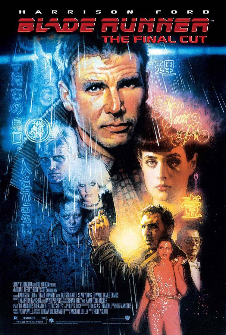 Blade Runner - Varios Autores - textos de homenaje a la película de 1982 - en los mensajes: Cómo se hizo Blade Runner. Futuro en negro -  links de Youtube - novela en la que se basa Blade_Runner-421258957-large