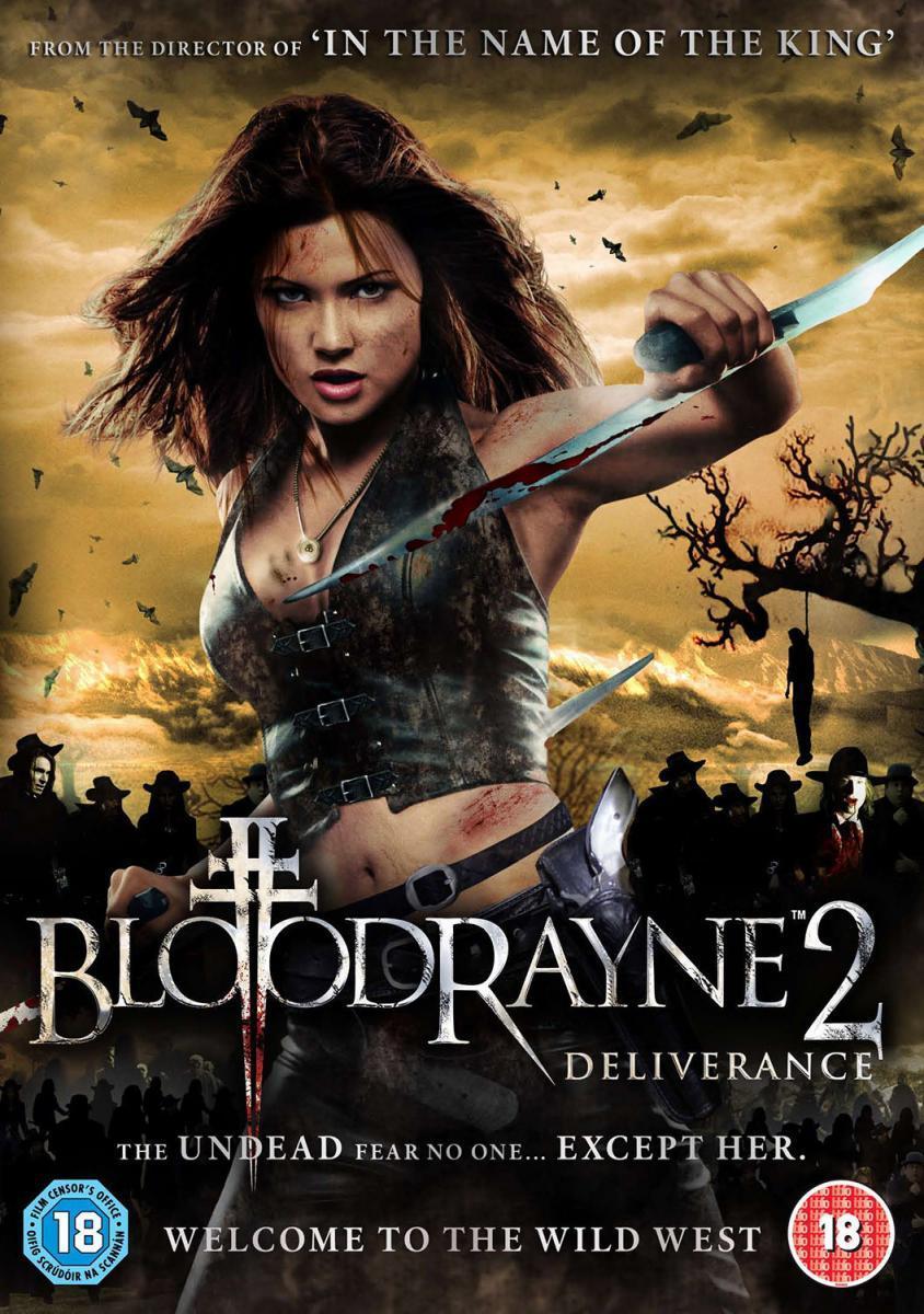 Image Gallery For Bloodrayne Ii Deliverance Bloodrayne 2