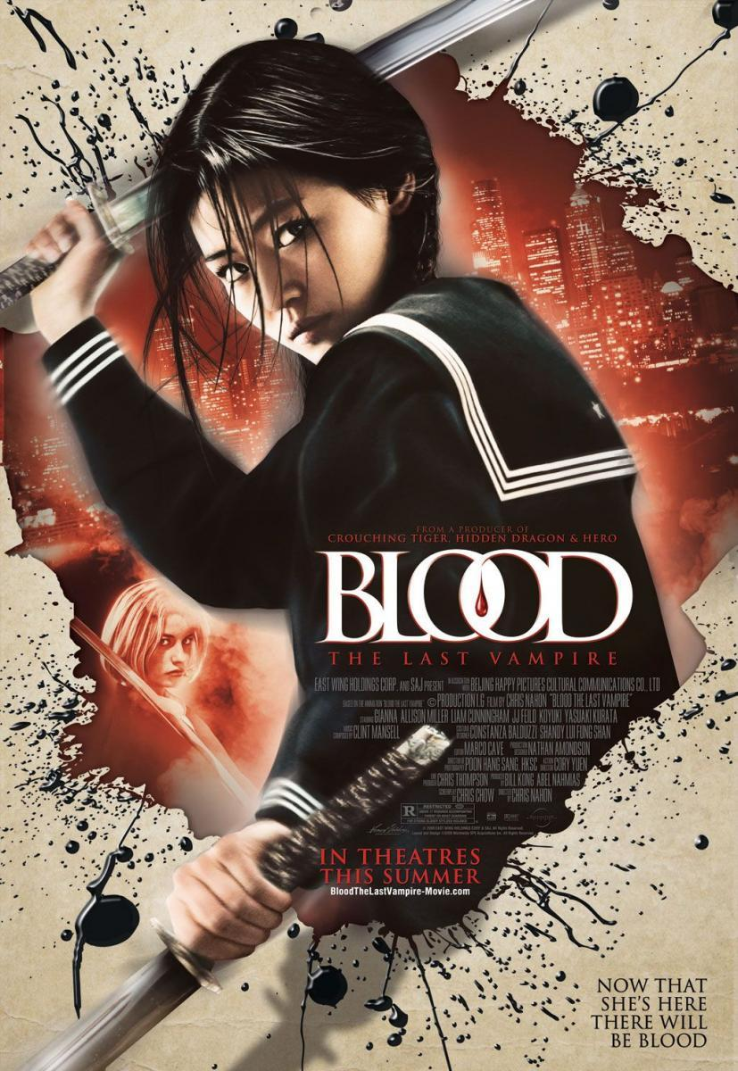 Blood: El Último Vampiro - Español Latino