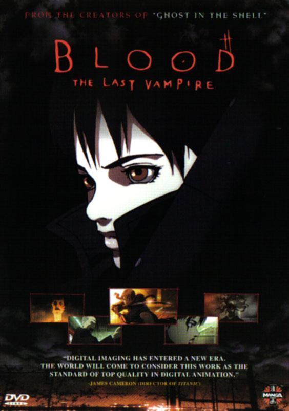 Blood: el último Vampiro Online Completa  Latino