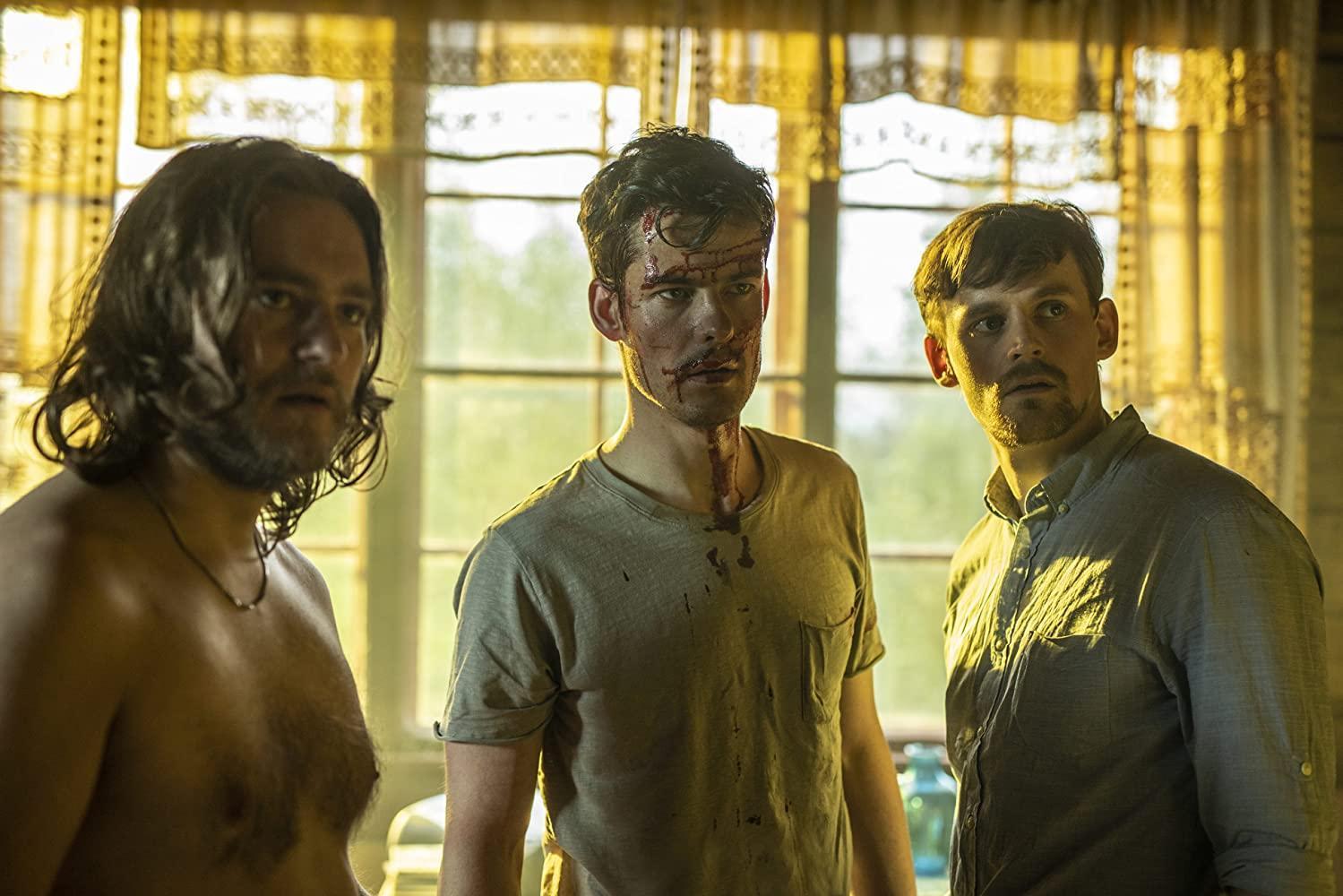 Bloodride: Tres hermanos desquiciados (TV) (2020) - Filmaffinity