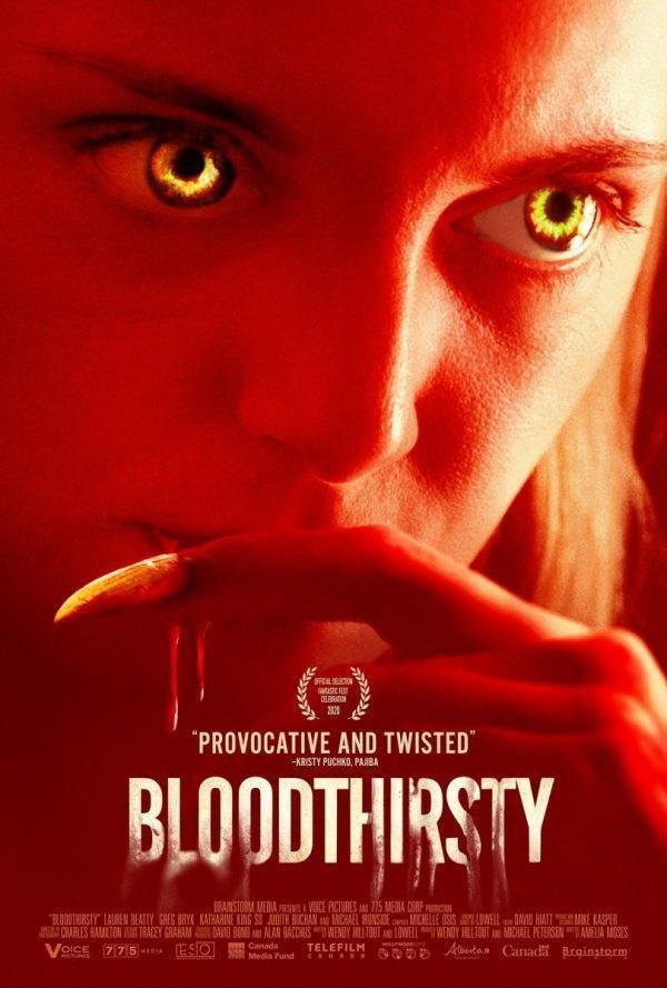 Bloodthirsty (2020) - Filmaffinity