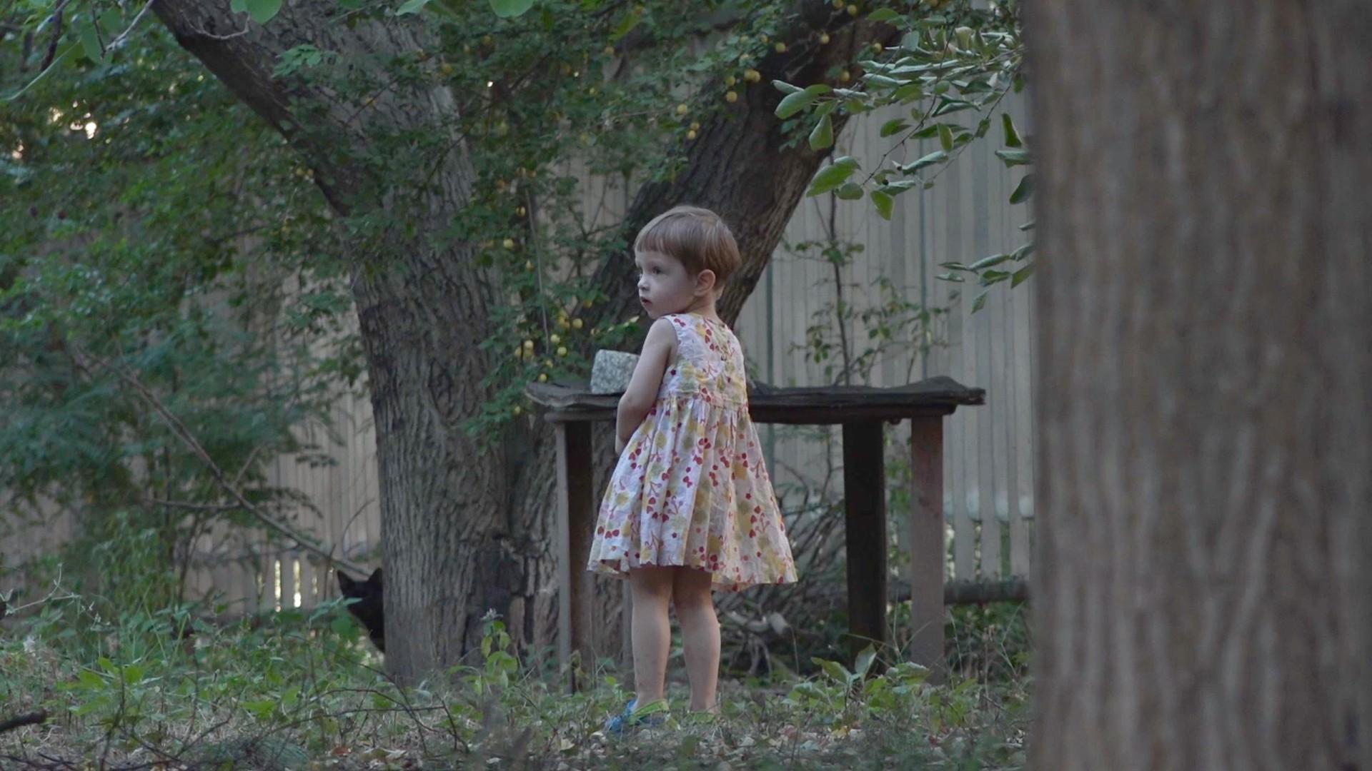"""Aus den Augen eines Kindes: """"Bluey Eyes and Colorful My Dress"""" (dffb/Zhana Henkes)"""