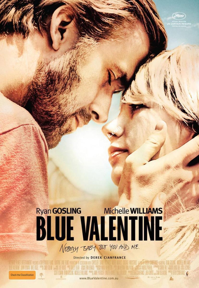 Blue Valentine 2010 Filmaffinity