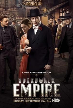 Boardwalk Empire, El imperio del contrabando (Serie de TV)